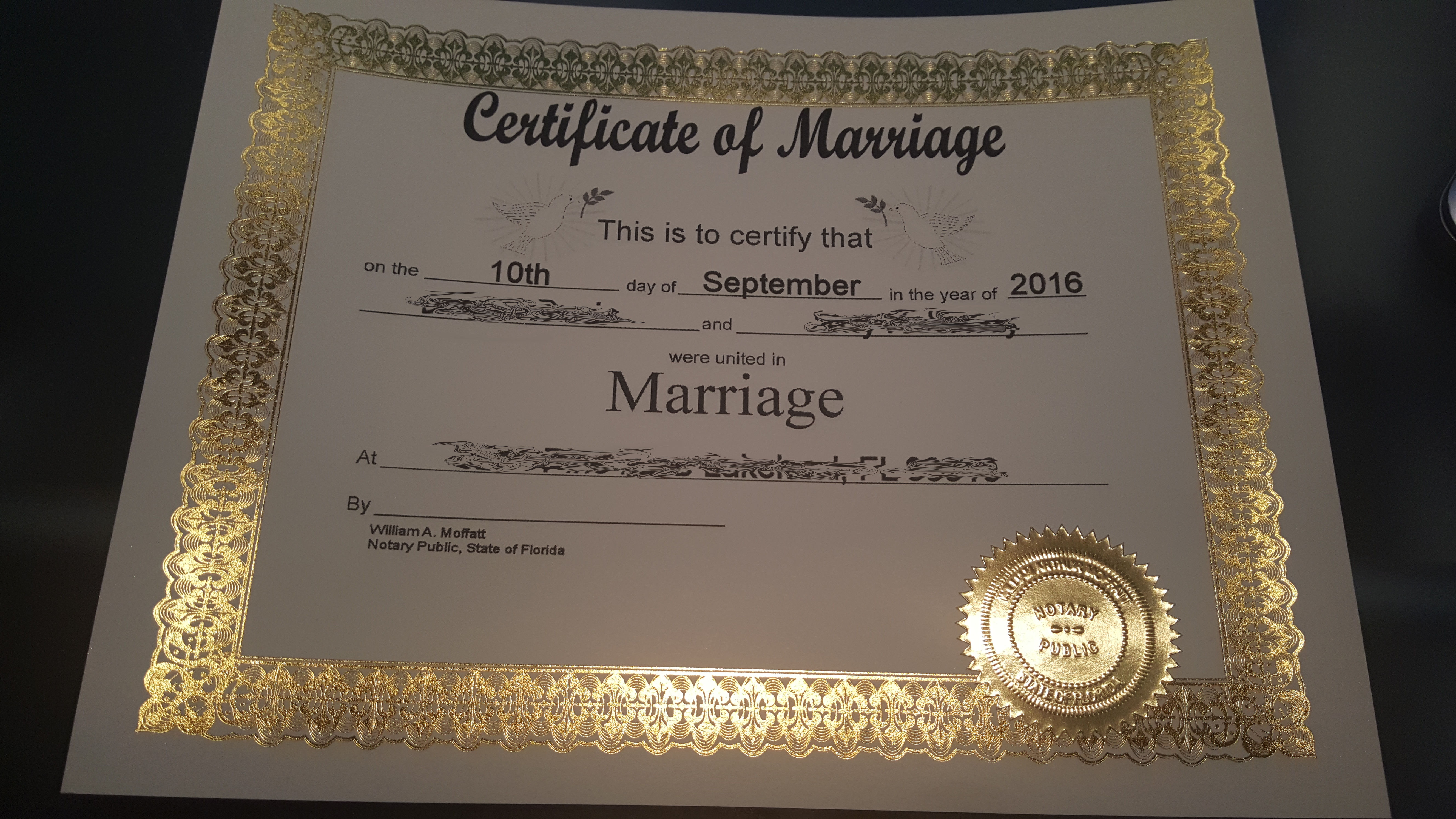 Marriage Ceremonies Conducted At Your Location